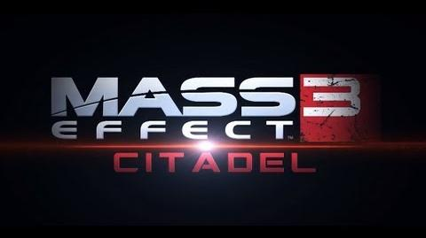 Mass Effect 3 Citadel 3 Цитадель Кража личности I