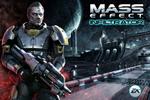 Mass Effect Infiltrator Splash Screen