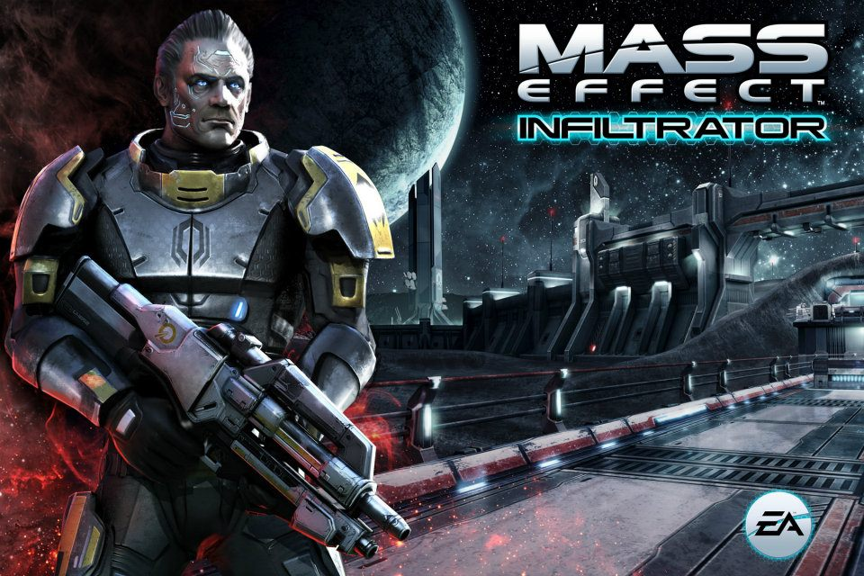 Mass effect infiltrator für android kostenlos herunterladen. Spiel.