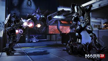 ME3 DLC Ответный удар 4