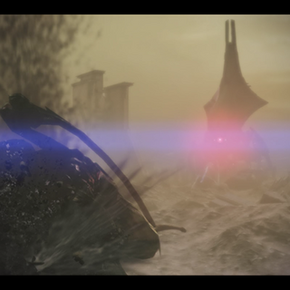 Kalros greift einen Reaper an