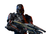 N7 Destroyer Soldier