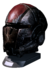 ME2 Шлем Шепард(а) (Вырезка)