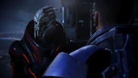 MassEffect3 Shepard & Victus