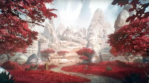 Mass Effect Andromeda Official Golden Worlds Briefing Trailer