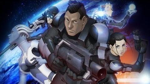 Mass Effect Paragon Lost - Movie Trailer
