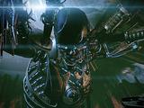 Menschen-Reaper