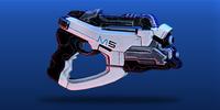 ME3 Phalanx Heavy Pistol