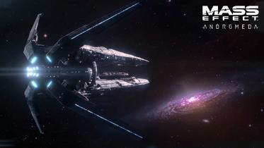 Andromeda-Spaceship