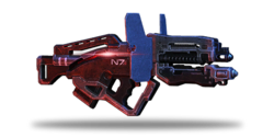 ME3 Typhoon Assault Rifle GUN02