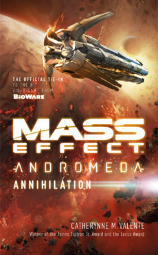 Mass Effect Andromeda Annihilation