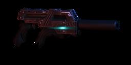 ME3 Suppressor Pistol MP5