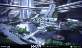 Mass effect presidium