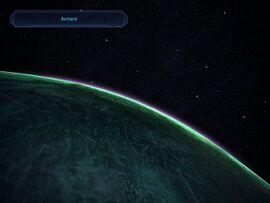 Armeni planet (ME)