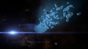 Comet Revolver comet