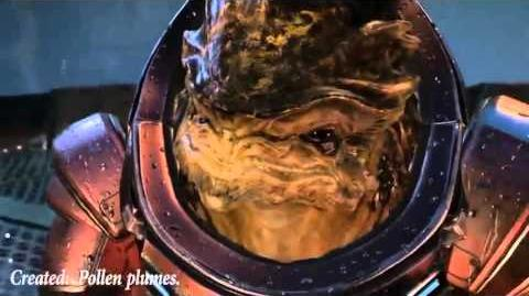 Mass Effect Andromeda Gameplay Alpha