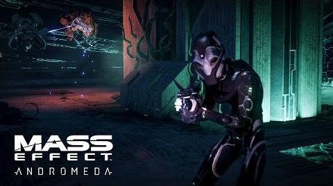 "MASS EFFECT™ ANDROMEDA – APEX Mission Brief 05 ""Archon's Remnant Fortress"""