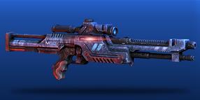 ME3 Indra Sniper Rifle