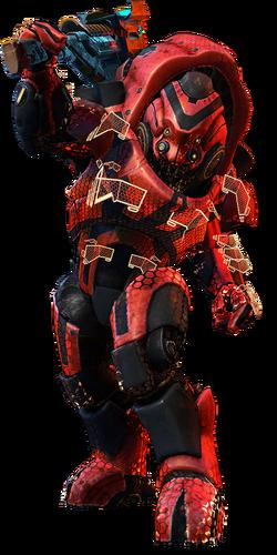 ME3 Krogan Warlord Sentinel