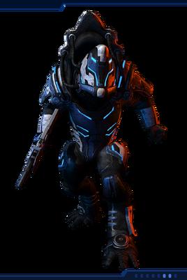 MP Krogan Battlemaster Vanguard