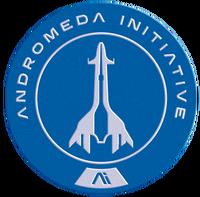 Logo Inicjatywy Andromeda