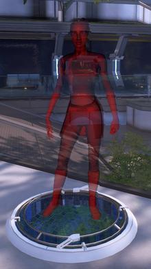 Hacked VI avatar