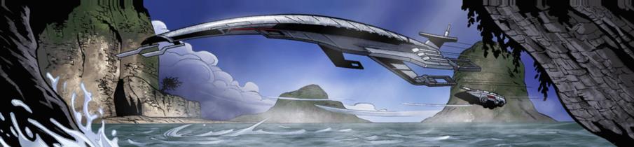 Высадка Мако на Вермайр (DLC Начало)