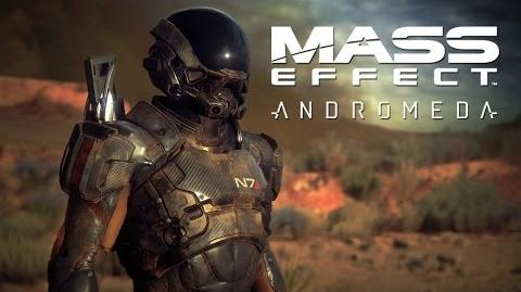 MASS EFFECT™ ANDROMEDA Official EA Play 2016 Video