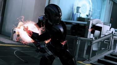ME3 Инженер Ближний бой
