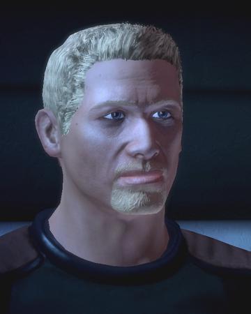 Conrad Verner Mass Effect Wiki Fandom