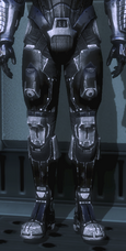 ME3 armax arsenal legs