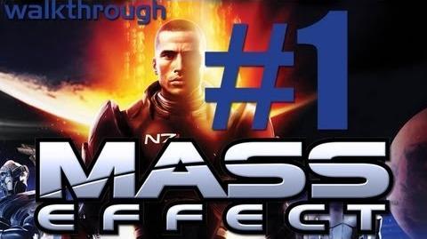 Mass Effect Walkthrough Español Parte 1 PC PS3 X360 (HD1080p)