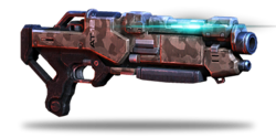 ME3 Raider Shotgun OR