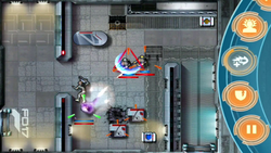 MEG Combat Aiming
