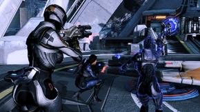 ME3 combat - typical battle scenario
