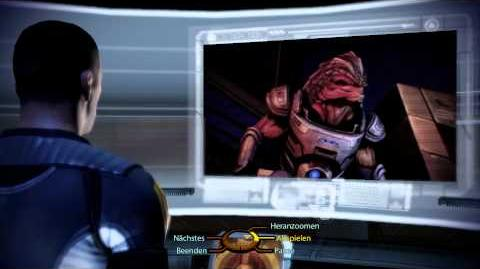 Mass Effect 2, Grunt und das Shadow Broker Video