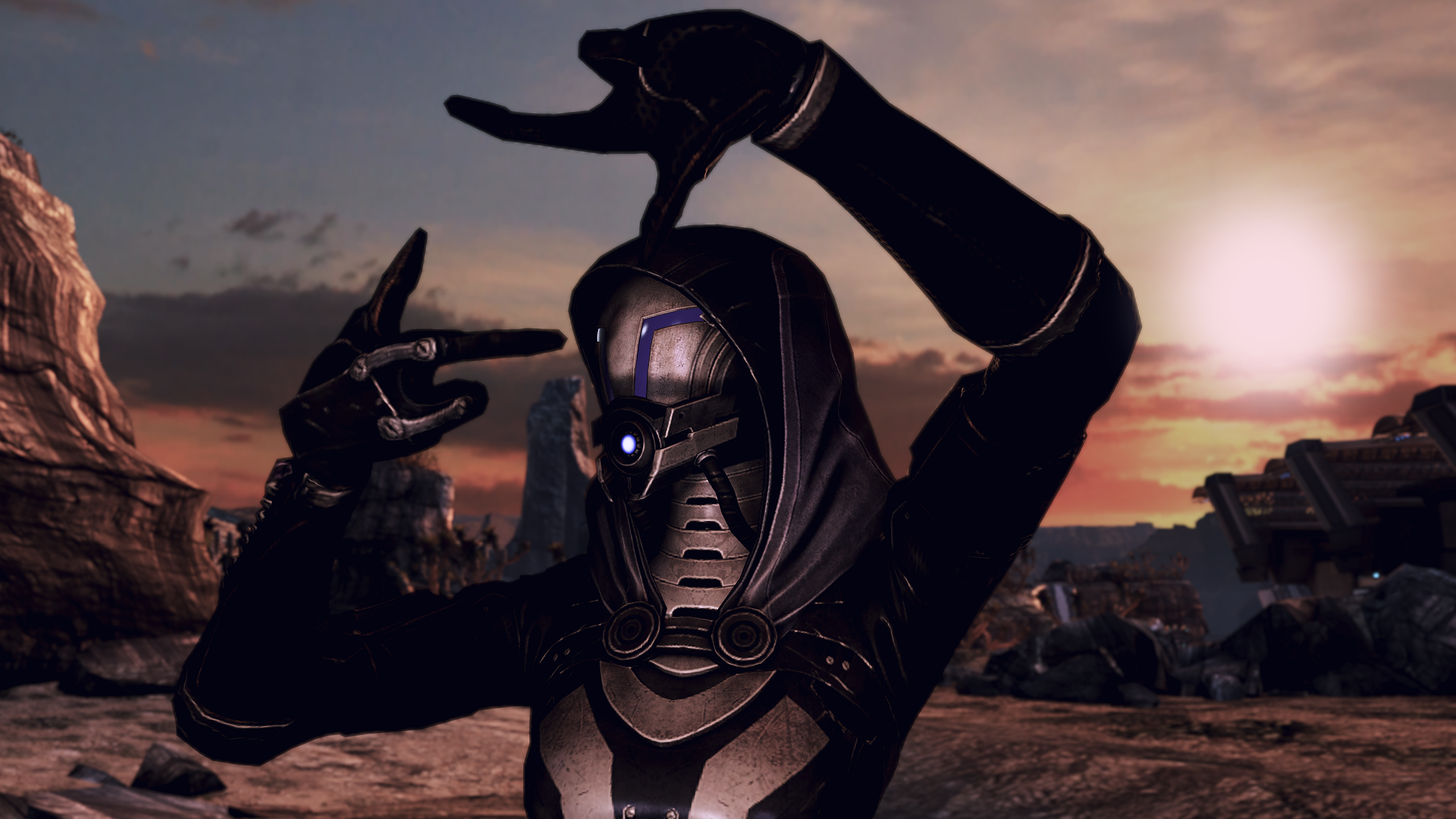 Hook up with tali mass effect 2
