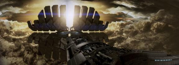 Shadow Broker's ship