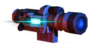 ME3 Assault Rifle Thermal Scope