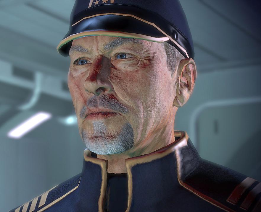Admiral Hackett