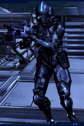 ME3 Снайпер КАТ6