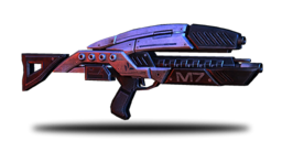 ME3 Lancer Assault Rifle MP5