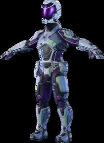 MEA Heleus Champion Armor Set