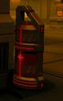 MEI Combat Explosive Tank