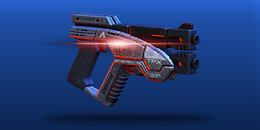 ME3 Predator Heavy Pistol
