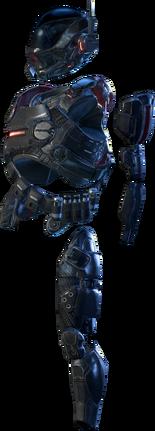 MEA Pathfinder Vigilant Armor Set
