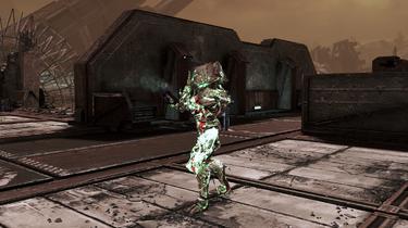 ME3 Перегрузка оружия