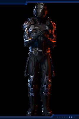 MP N7 Slayer Vanguard