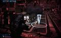 ME3 combat - low HP screen.png