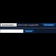 Datei-Hochladen Dialog nach der